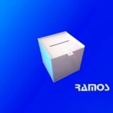 urnas de acrílico pequena Itaim Bibi